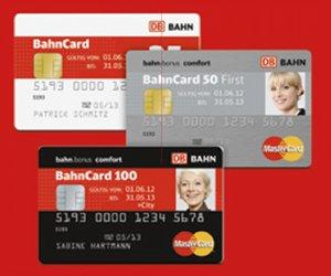BahnCard Kreditkarte