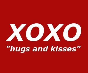 Was Bedeutet Xoxo